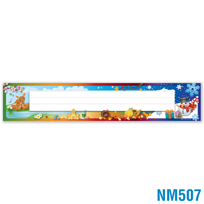 Product Details | Seasons Name Plate | Name Plates | Student