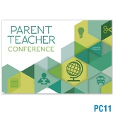 Parent-Teacher Conference Postcard